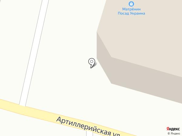 Aht.co.ua на карте Одессы