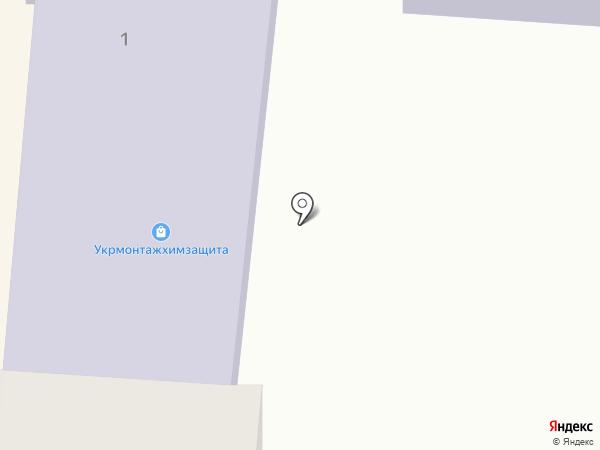 Уют на карте Одессы