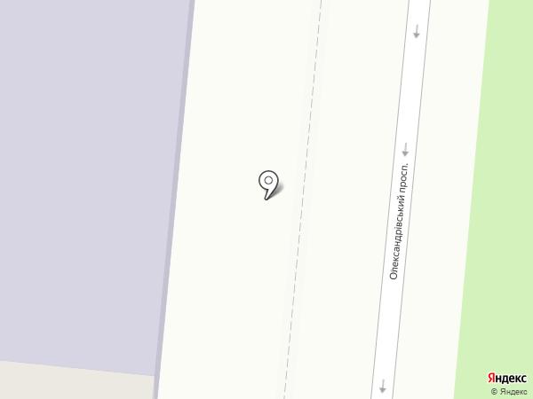 Freever на карте Одессы