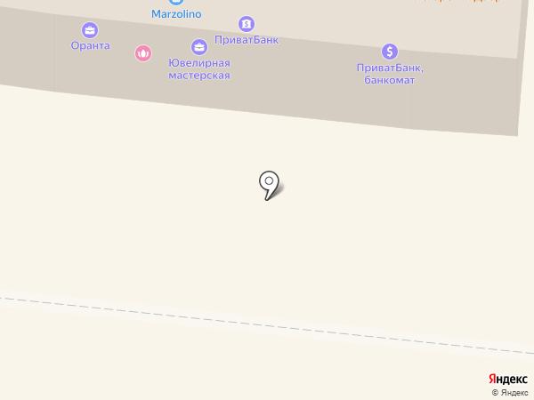 Комод, ПО на карте Одессы