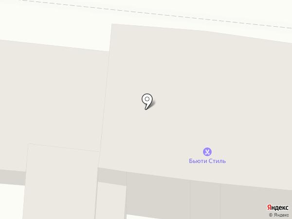 Квартира-79 на карте Одессы