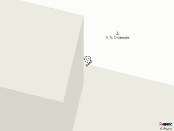 Новая школа на карте Одессы