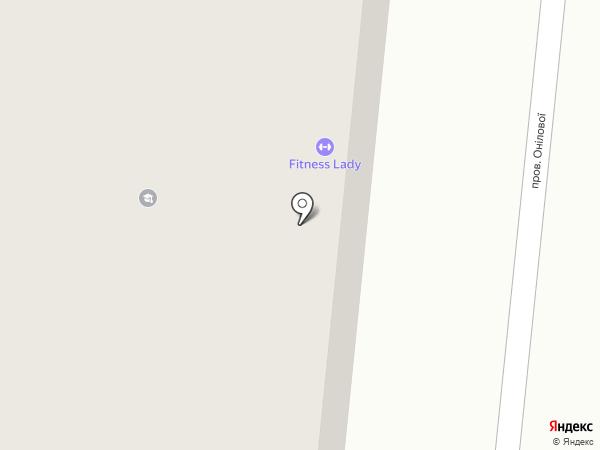 NEBO Hotel на карте Одессы