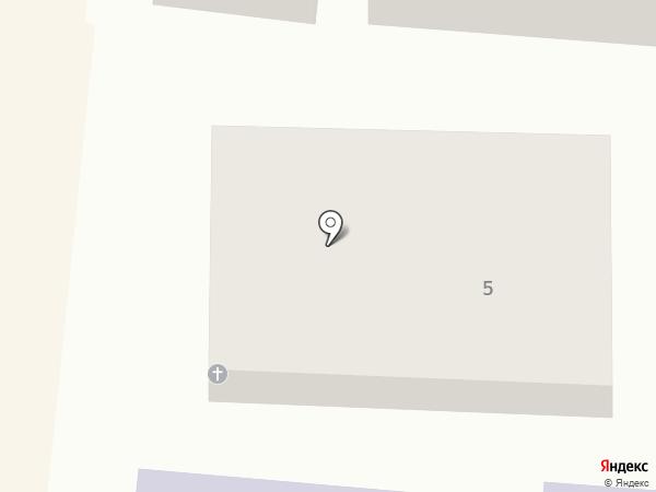 Сообщество анонимных наркоманов на карте Одессы