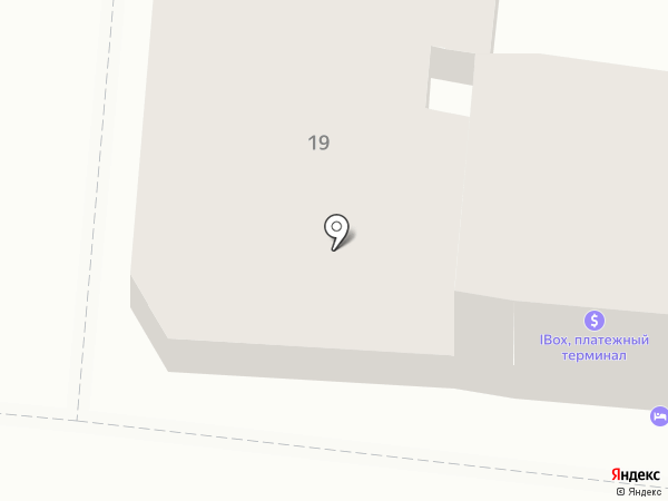 ЮГ Тревел на карте Одессы