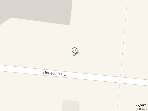 Пташка на карте Одессы