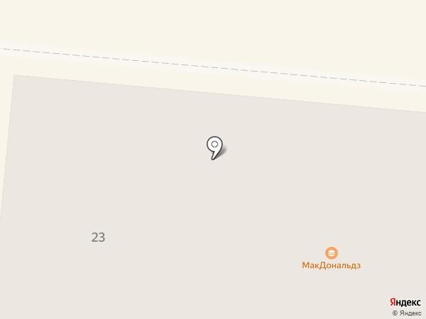 Дзига на карте Одессы