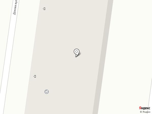 FRONT на карте Одессы