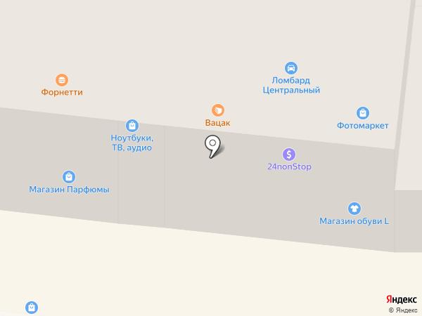 Пивной Камбуз на карте Одессы
