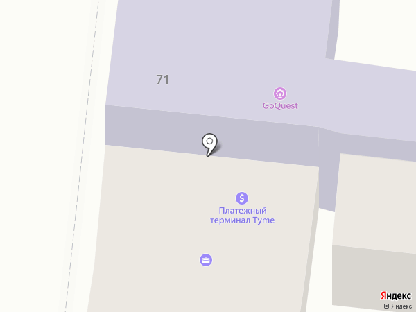 TYME на карте Одессы