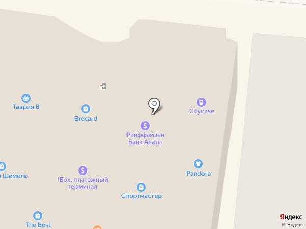 Artigli Group на карте Одессы