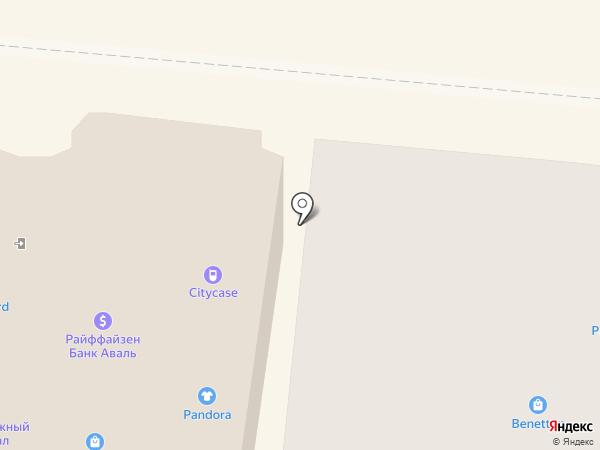 Ваша шуба на карте Одессы