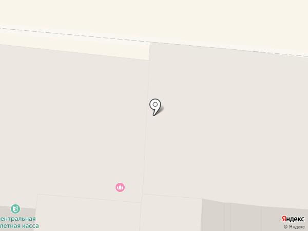 Парикмахер-Шоп на карте Одессы