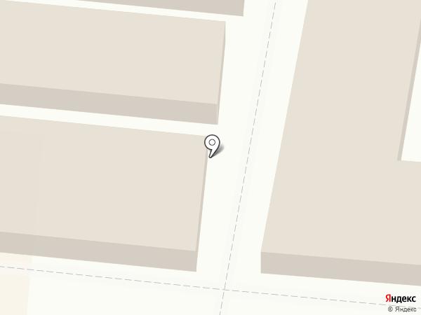 В сети на карте Одессы