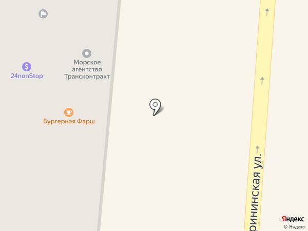 Bars на карте Одессы