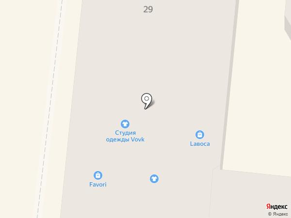 Laboca на карте Одессы