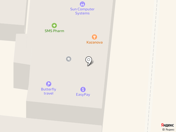 Sweet Home на карте Одессы
