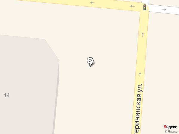 Фарш на карте Одессы
