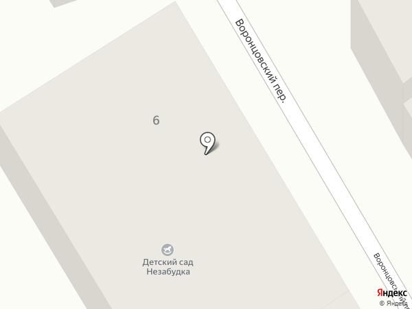 Одесская академия барменов на карте Одессы