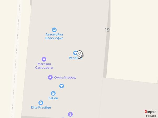 ZaEdu на карте Одессы
