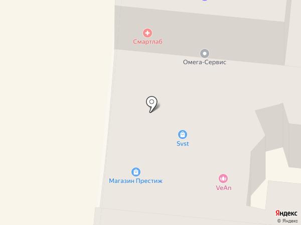 Amanos на карте Одессы