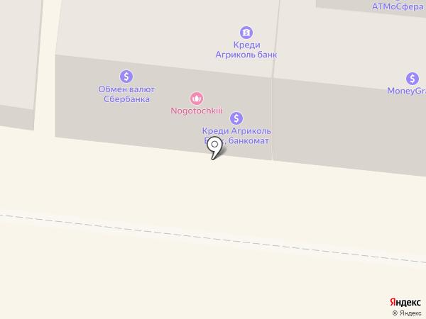 Моя легенда на карте Одессы