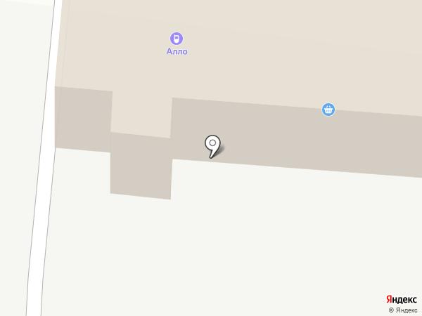 Артекс на карте Одессы