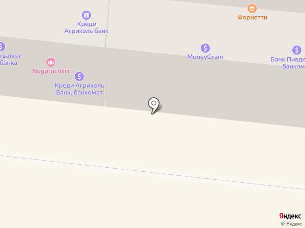 Nogotochkiii на карте Одессы