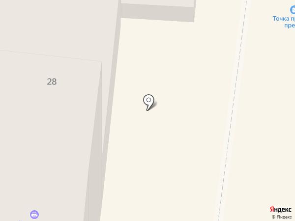 КофеЧай, ЧП на карте Одессы