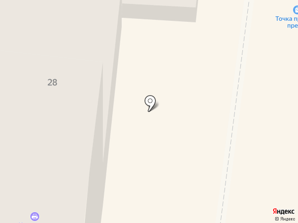 Аксимед на карте Одессы