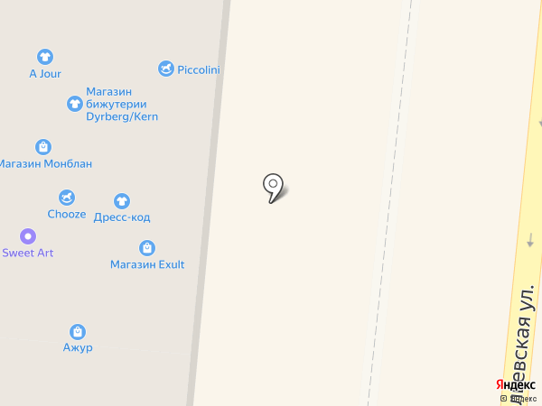 CHOOZE на карте Одессы