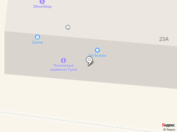 Кожмастер на карте Одессы