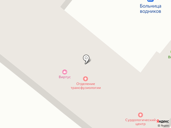 Педіатричний Амбуланс на карте Одессы