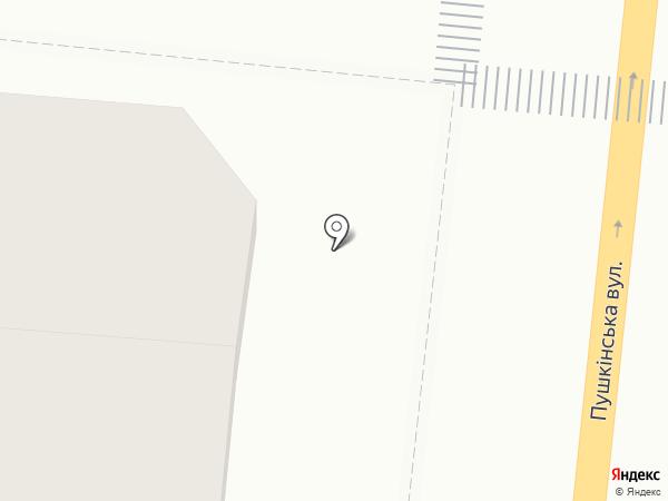 Пивная лавка Швейка на карте Одессы
