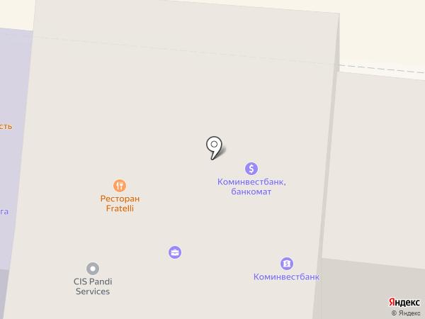 УкрКарт на карте Одессы