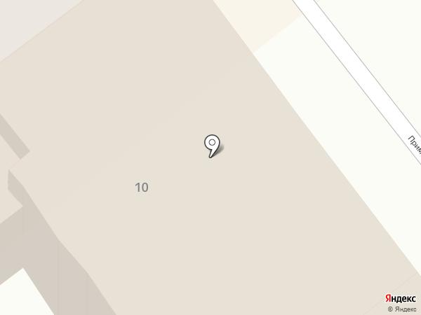 DeVersal на карте Одессы