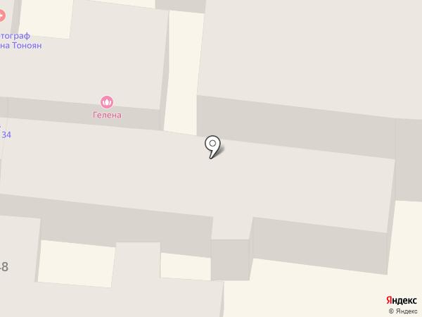 Кабинет вакуумно-роликового массажа на карте Одессы