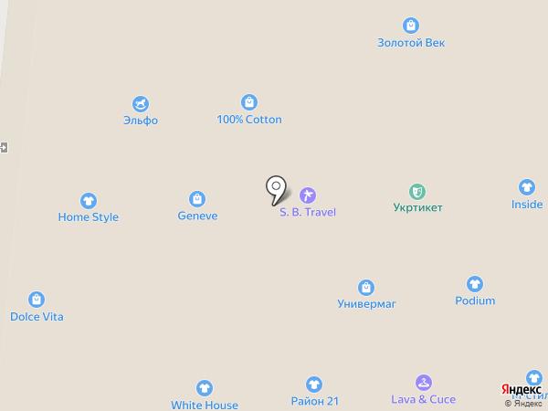 Юла на карте Одессы