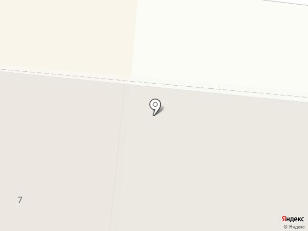 Итальянский квартал на карте Одессы