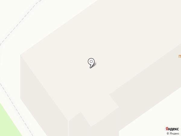 Студия на карте Одессы