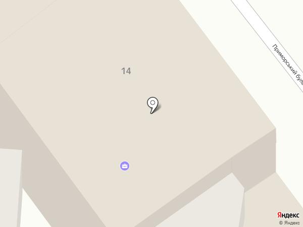 City24 на карте Одессы