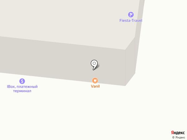 Vanil на карте Одессы