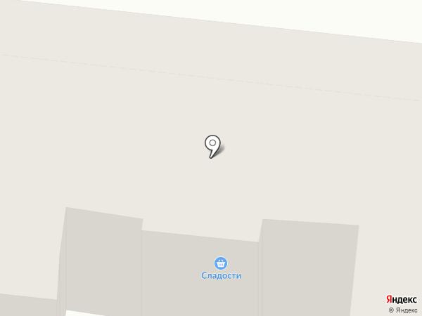 BeBest на карте Одессы