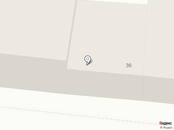 Berloga на карте Одессы