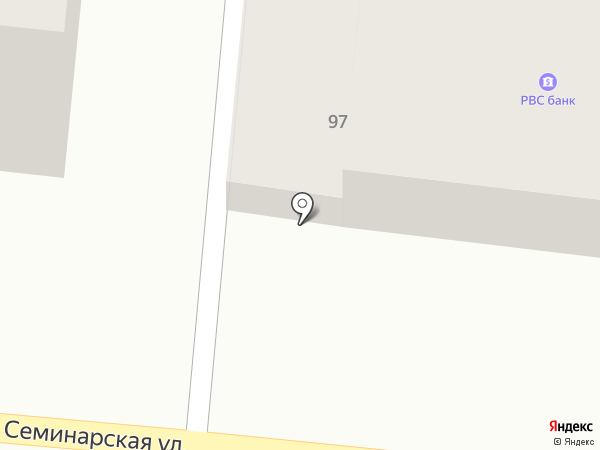 Краsота на карте Одессы