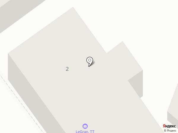 LeGran.TT на карте Одессы