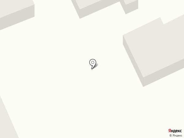 Рулевой на карте Одессы