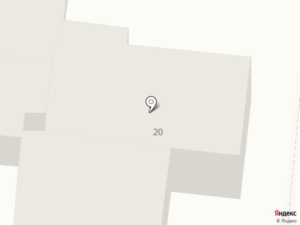 Виза плюс на карте Одессы