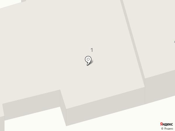 Новотех-Терминал на карте Одессы