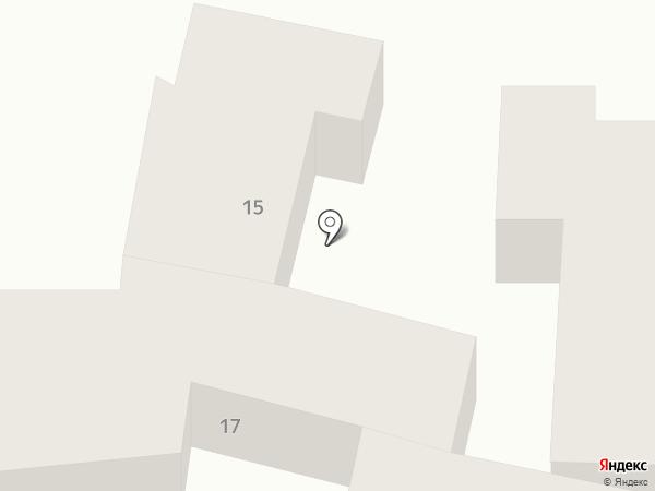 Золотой берег-15 на карте Одессы